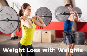 Weight Loss with Weights