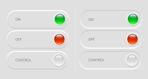 switch buttons with controls