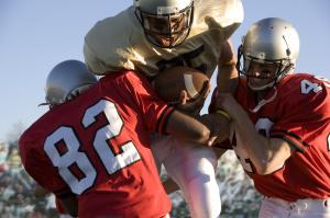 football tackling